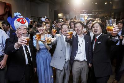 恵比寿鯨祭 大試食会が開催されました